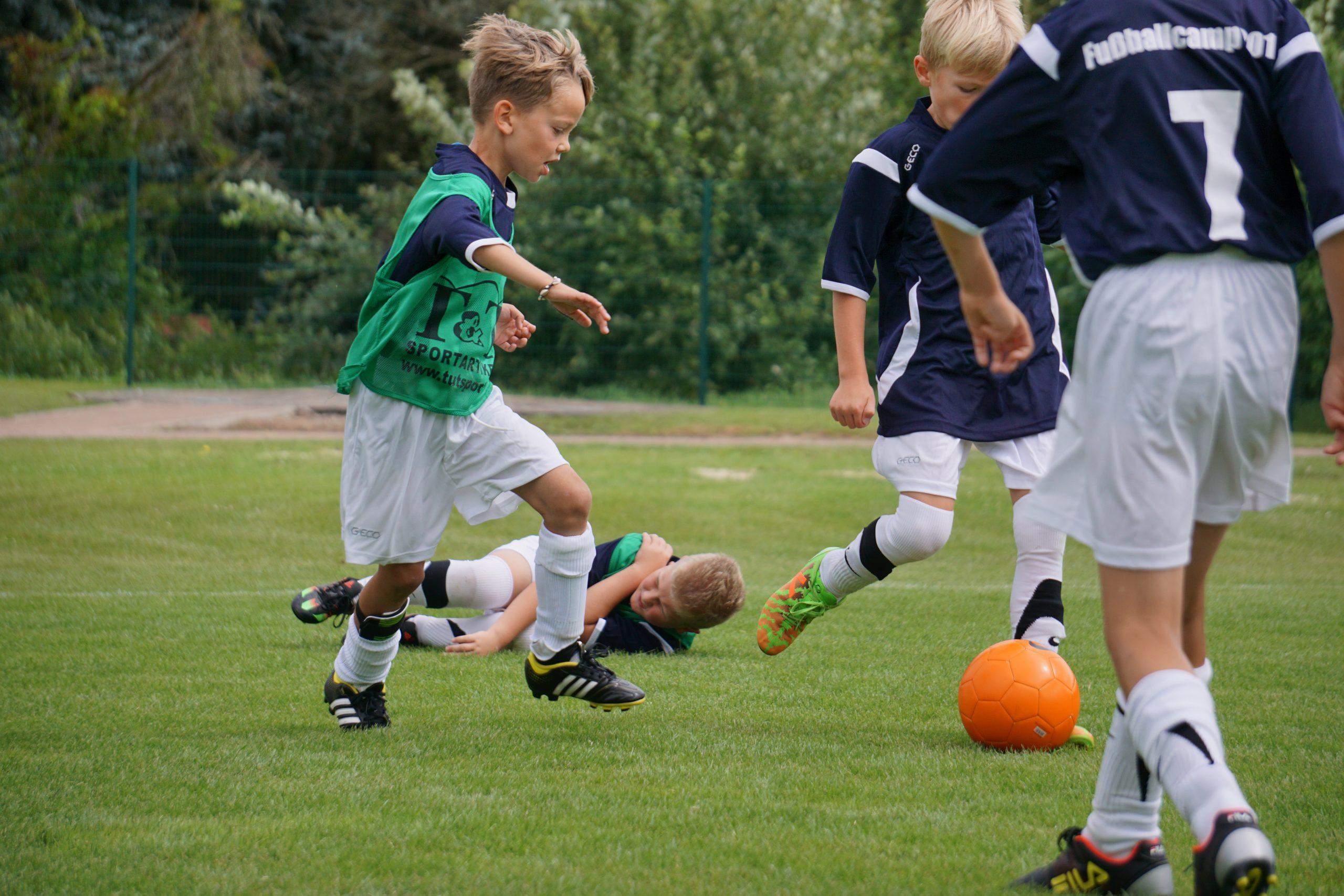 Ferien Fussballcamp